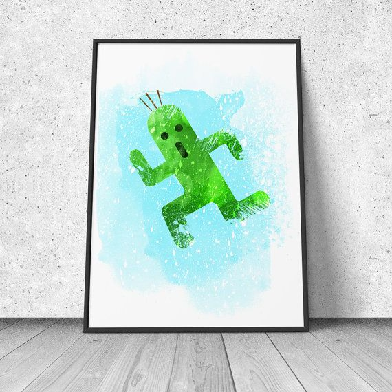 This Item Is Unavailable Video Game Decor Gaming Decor Watercolor Illustration