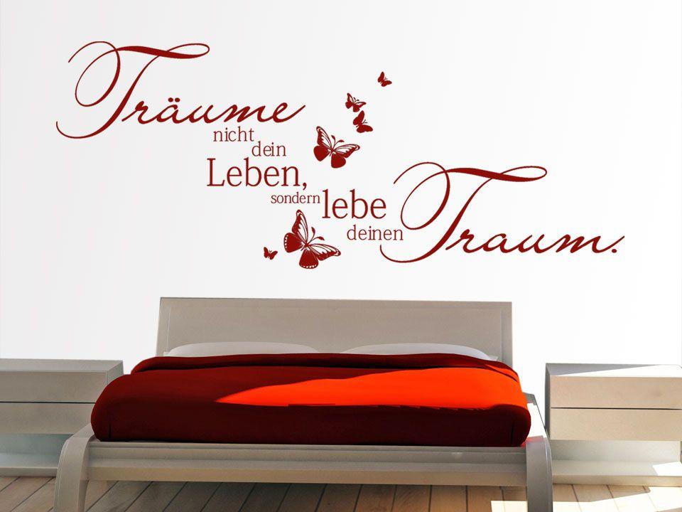 Wandtattoo VIP-Lounge Schriftzug mit Sternen - wandtattoos schlafzimmer sprüche