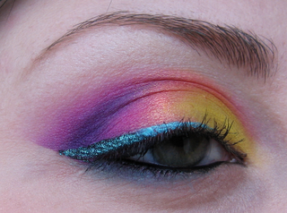 Rainbow Brite Contest entry for Glamour Doll Eyes