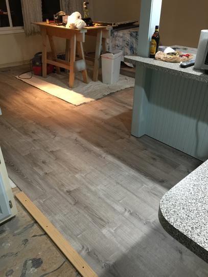Allure Isocore Smoked Oak Plank Flooring Vinyl Flooring Plank Flooring Luxury Vinyl Plank