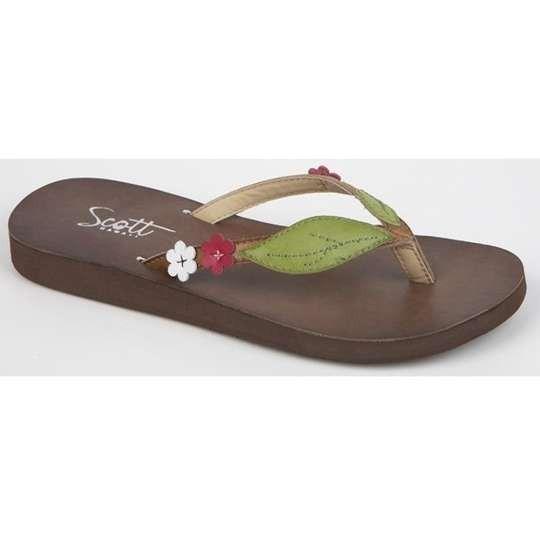 Scott Hawaii Honua Sandal(Women's) -Kiwi Find Great Cheap Price fUClPau1O