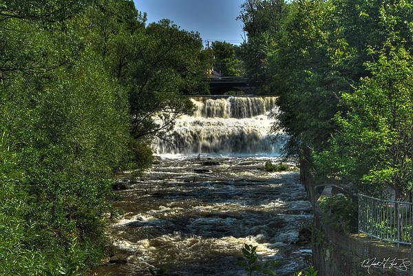 01 Glen Falls Of Williamsville New York Series