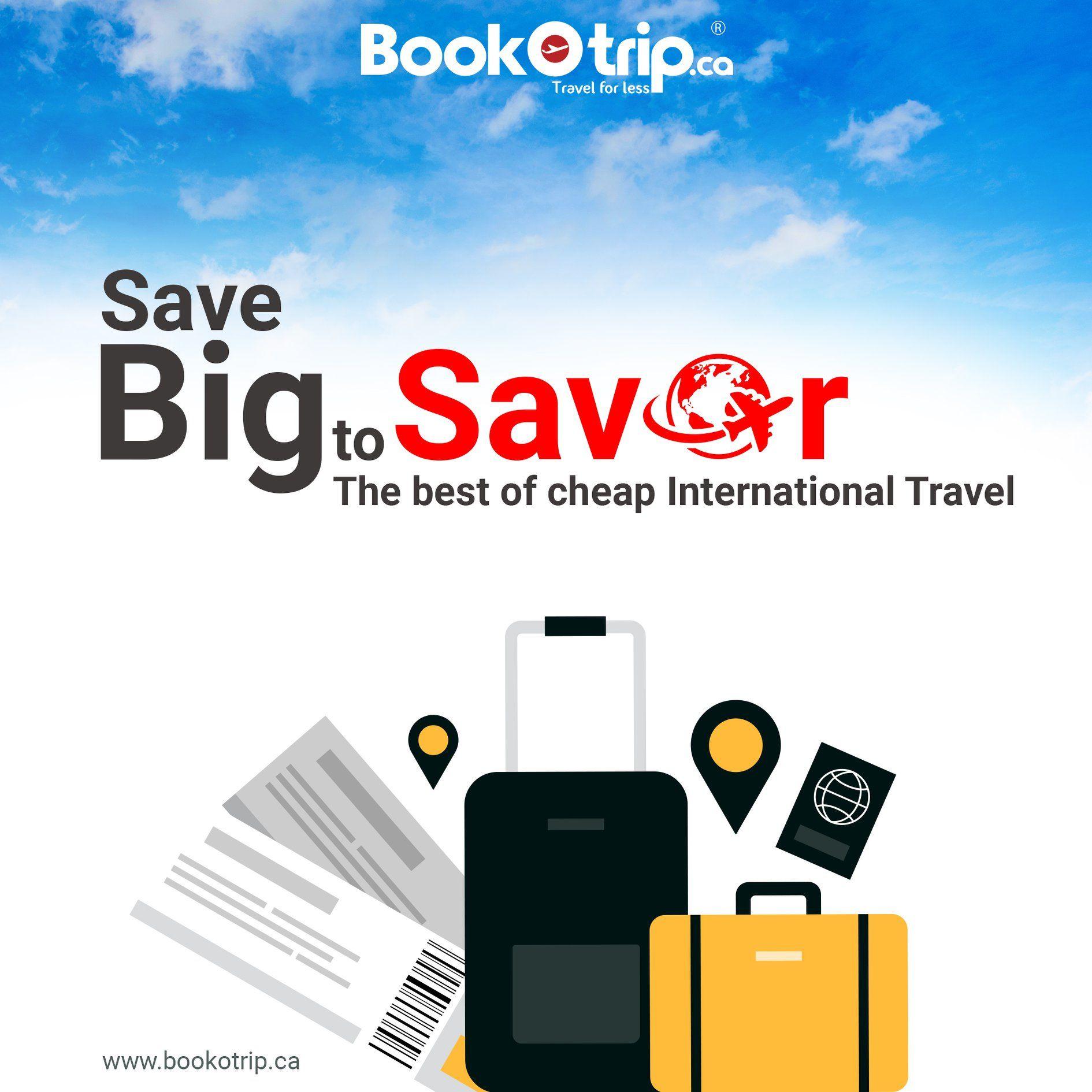 International flight deals cheap international flights