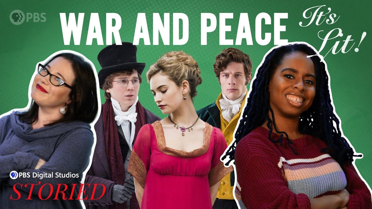 War And Peace And Everything Else Feat Lindsay Ellis And Princess Week Peace War Everything