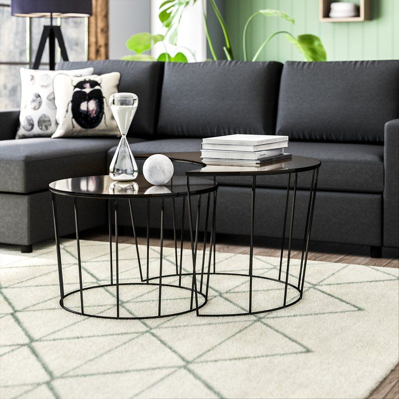 Jackman 2 Piece Coffee Table Set Coffee Table Coffee Table