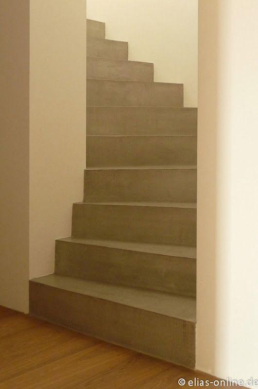 Beton Cire Treppe beton cire treppe treppe