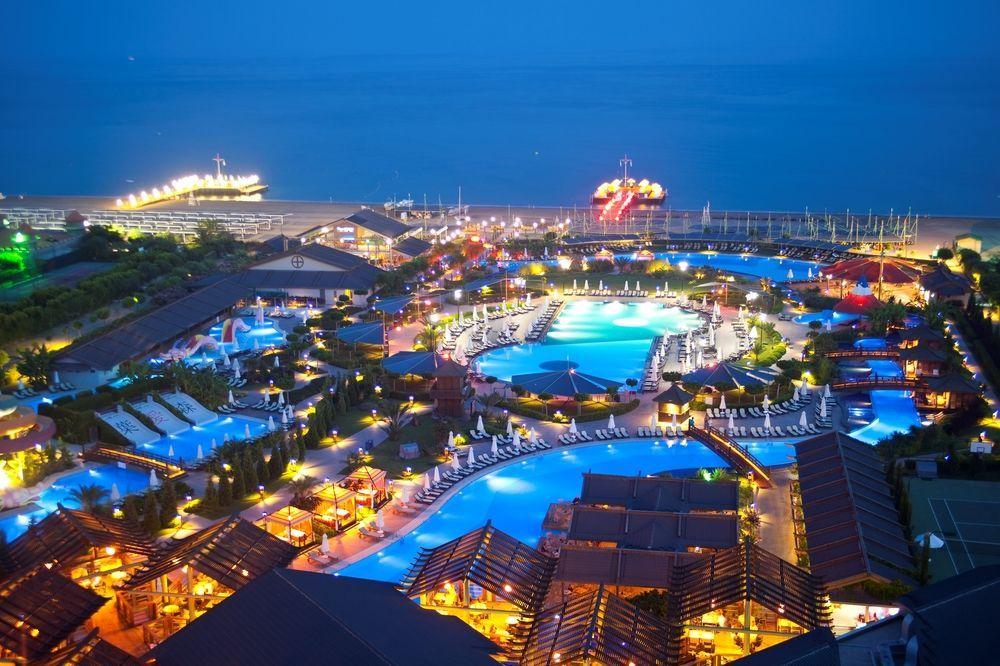 Limak Lara De Luxe Hotel Lara Antalya Turkey Gunstig Urlaub Buchen