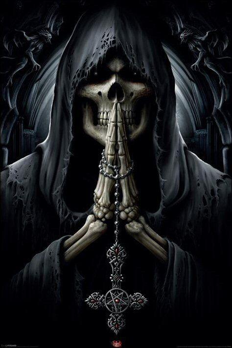 Pin Auf Skull S Skeleton Grim Reaper 2