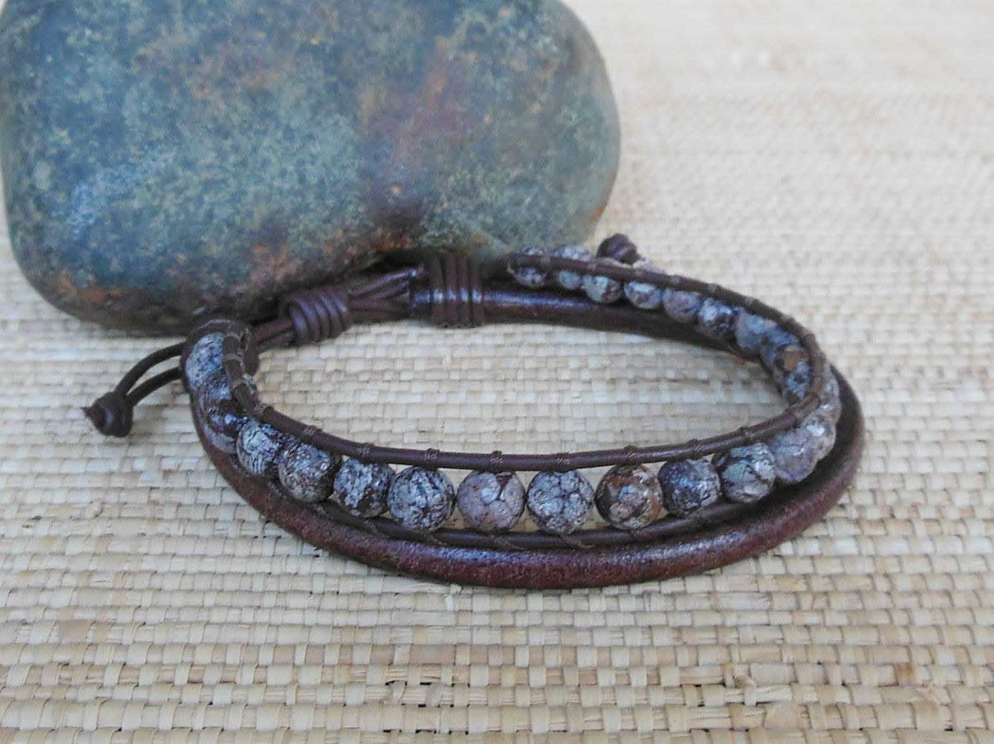 beaded lava tigers masculine steel stainless eye fullxfull chunky il and accents black beads listing stone with fcuo bracelet