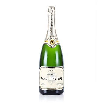 Magnum of Champagne | This bottle of fine Jean Pernet Champagne befits a grand event. This Magnum contains the equivalent of 2 champagne bottles in one. Simply a must-send for any celebration.
