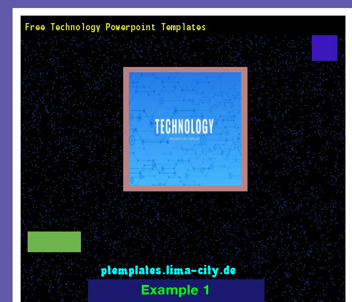 free technology powerpoint templates. powerpoint templates 135239, Powerpoint templates