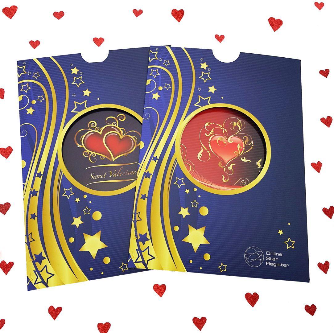 Original Valentine's Gift Valentine gifts, Star gift