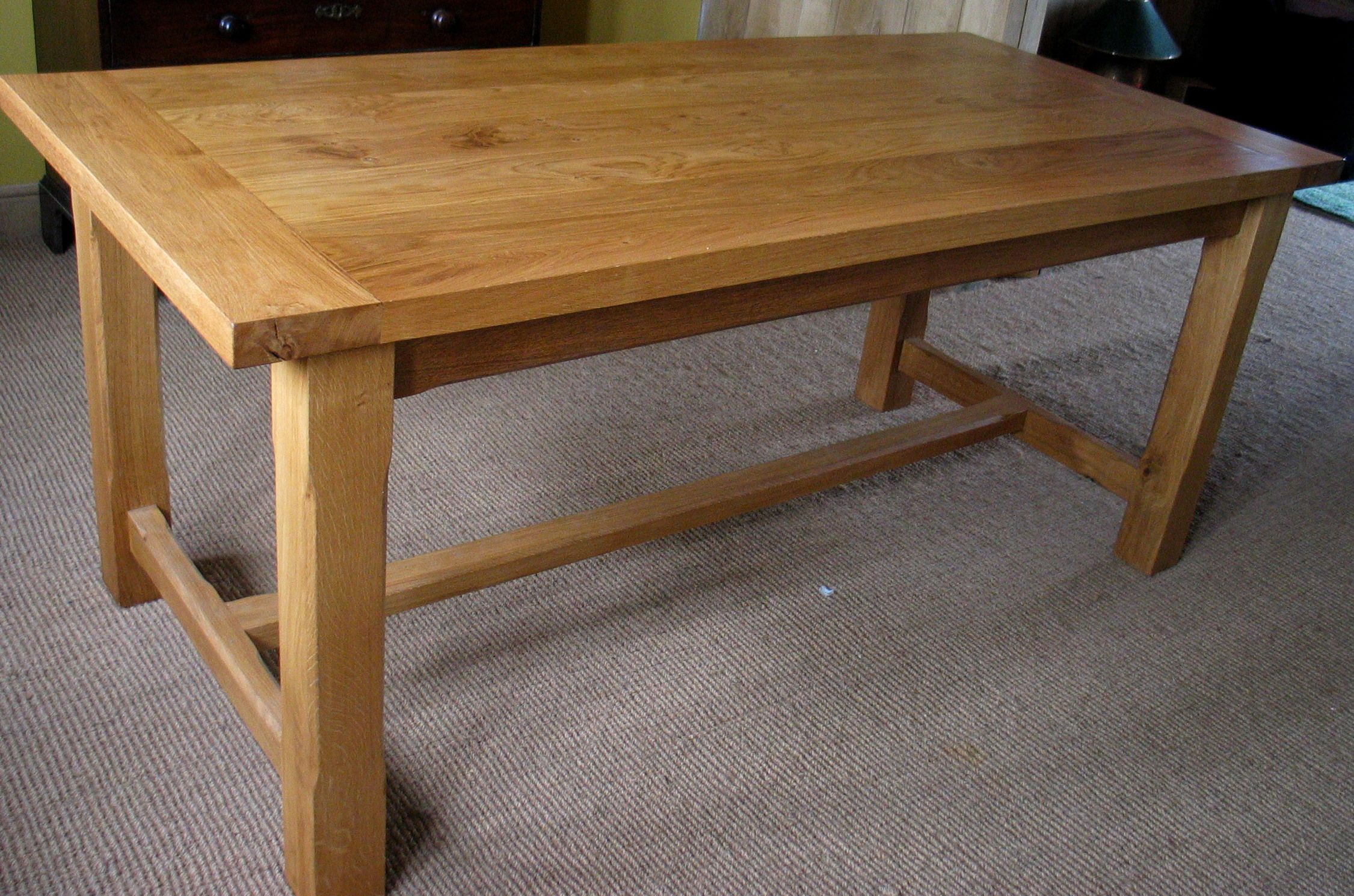 Oak Kitchen Table   Google Search