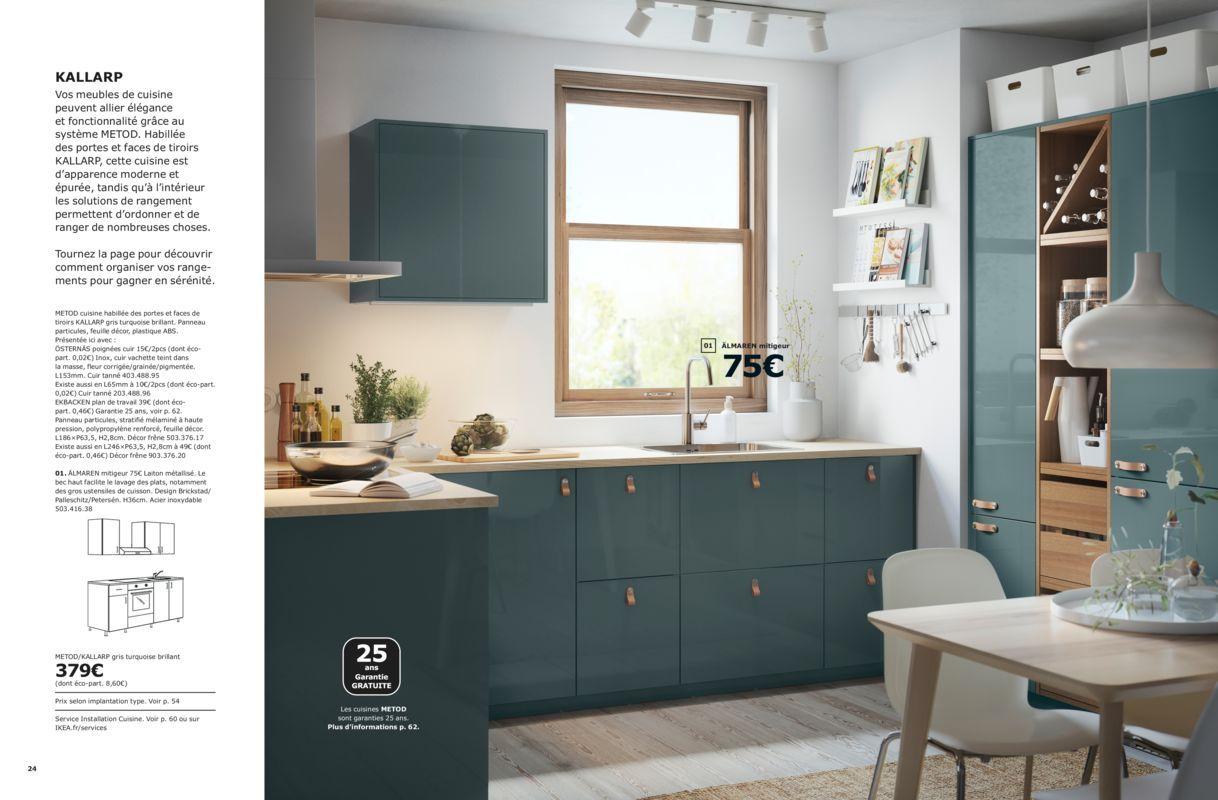 Optimisez Vos Espaces De Rangement Brochure Cuisines Ikea 2019