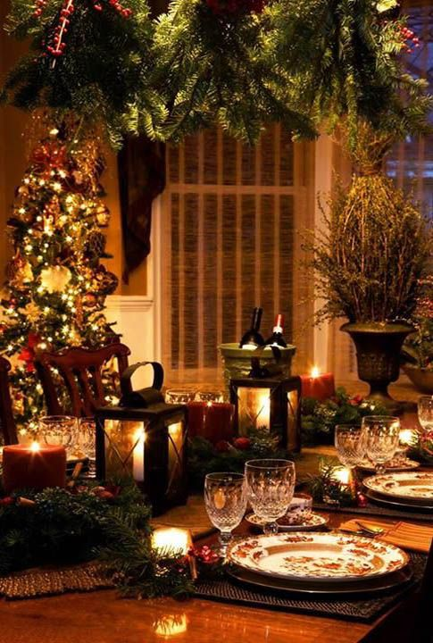 Top Indoor Christmas Decorations On Pinterest Christmas Celebration All About Christmas Christmas Interiors Indoor Christmas Decorations Christmas Lights