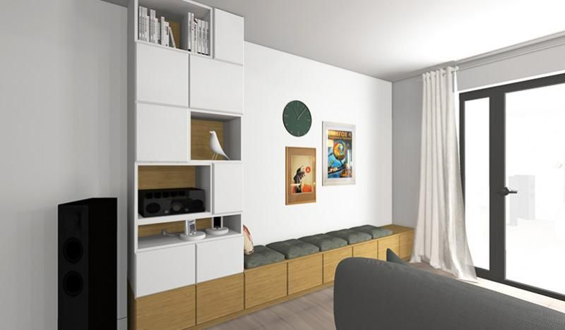 Changer structurer les différents espaces à vivre la maison