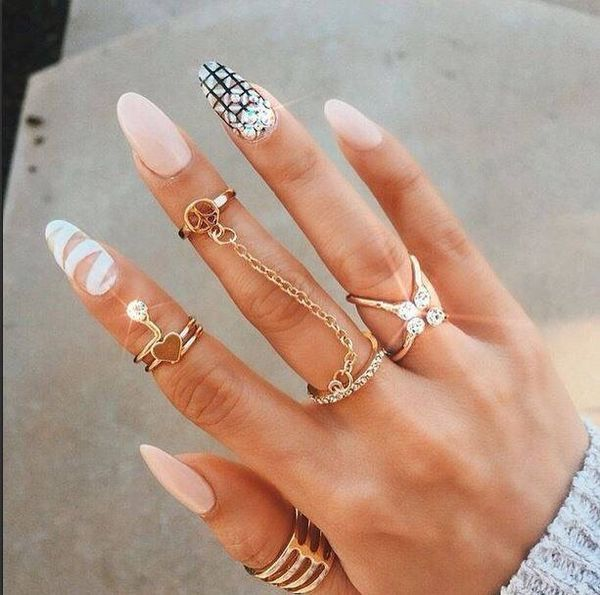 We  these nails!