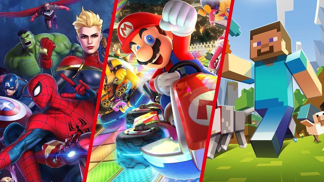 Feature Best Nintendo Switch Games For Kids in 2020