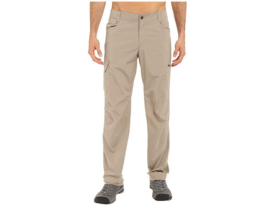 Columbia Silver Ridge Stretchtm Pants Tusk Mens Casual Pants Theres always another stretch of trail to explore See what waits around the next bend in the Silver Ridge Str...