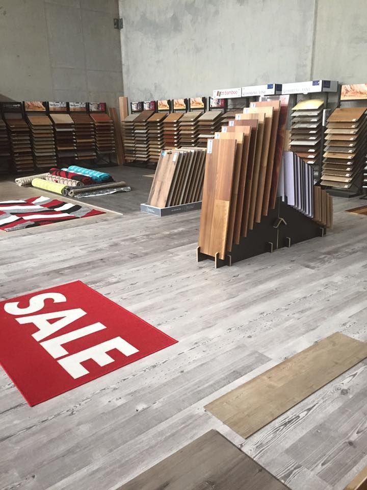 Macarthur Floors And Blinds Showroom Expansion Flooring Blinds Decor