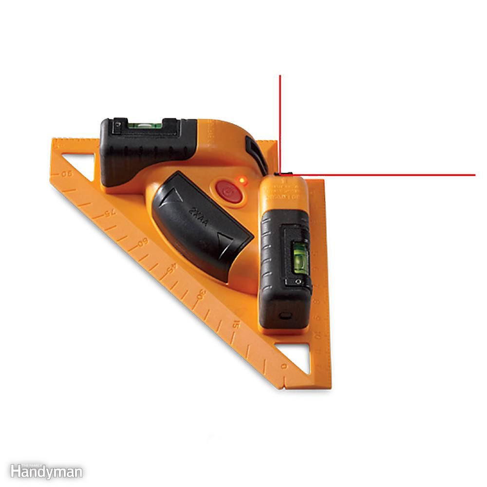 How To Use A Laser Level Gadgets Woodworking