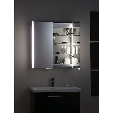 the world s catalog of ideas bathroom wall cabinets with light and shaver socket