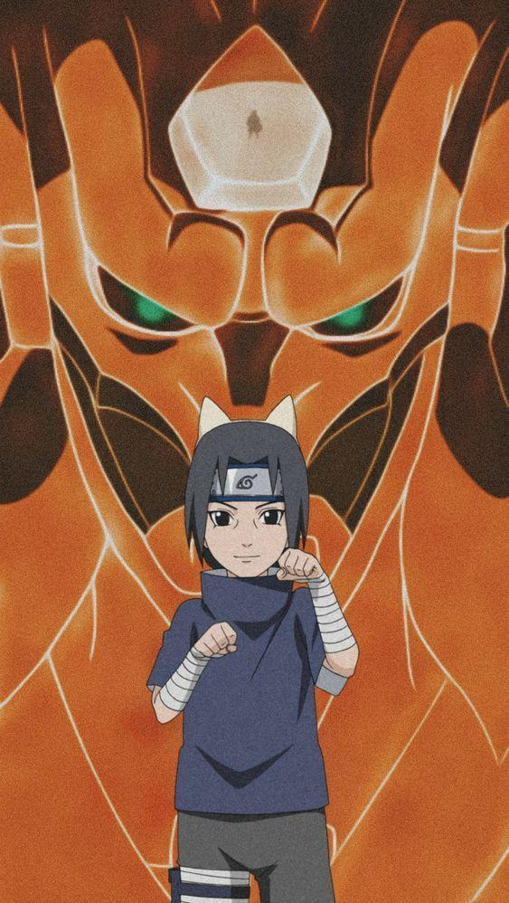 Naruto Classico Dublado Em 2020 Naruto Shippuden Sasuke Papel