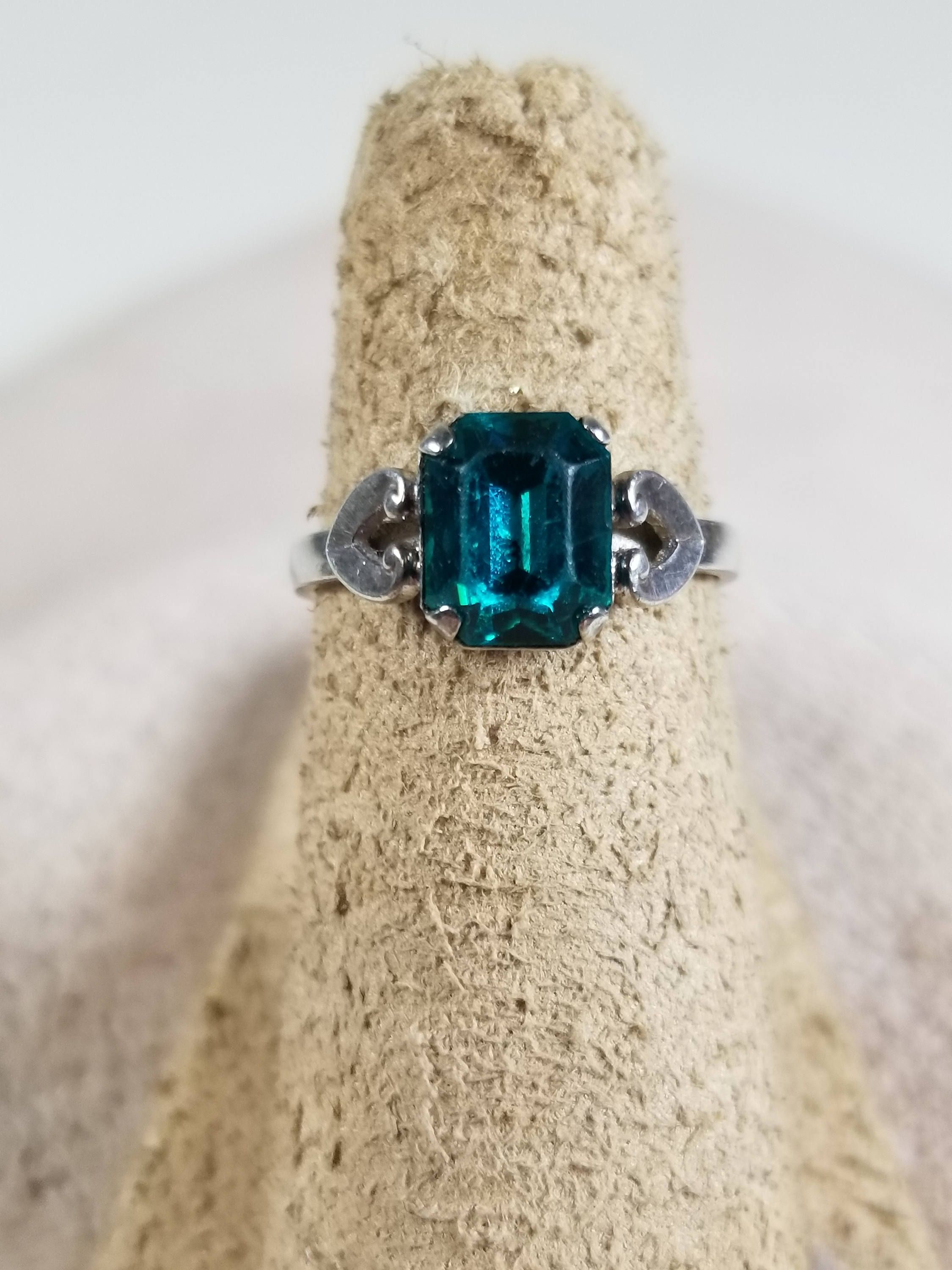 wedding ring for engagement inspired teal rings ocean