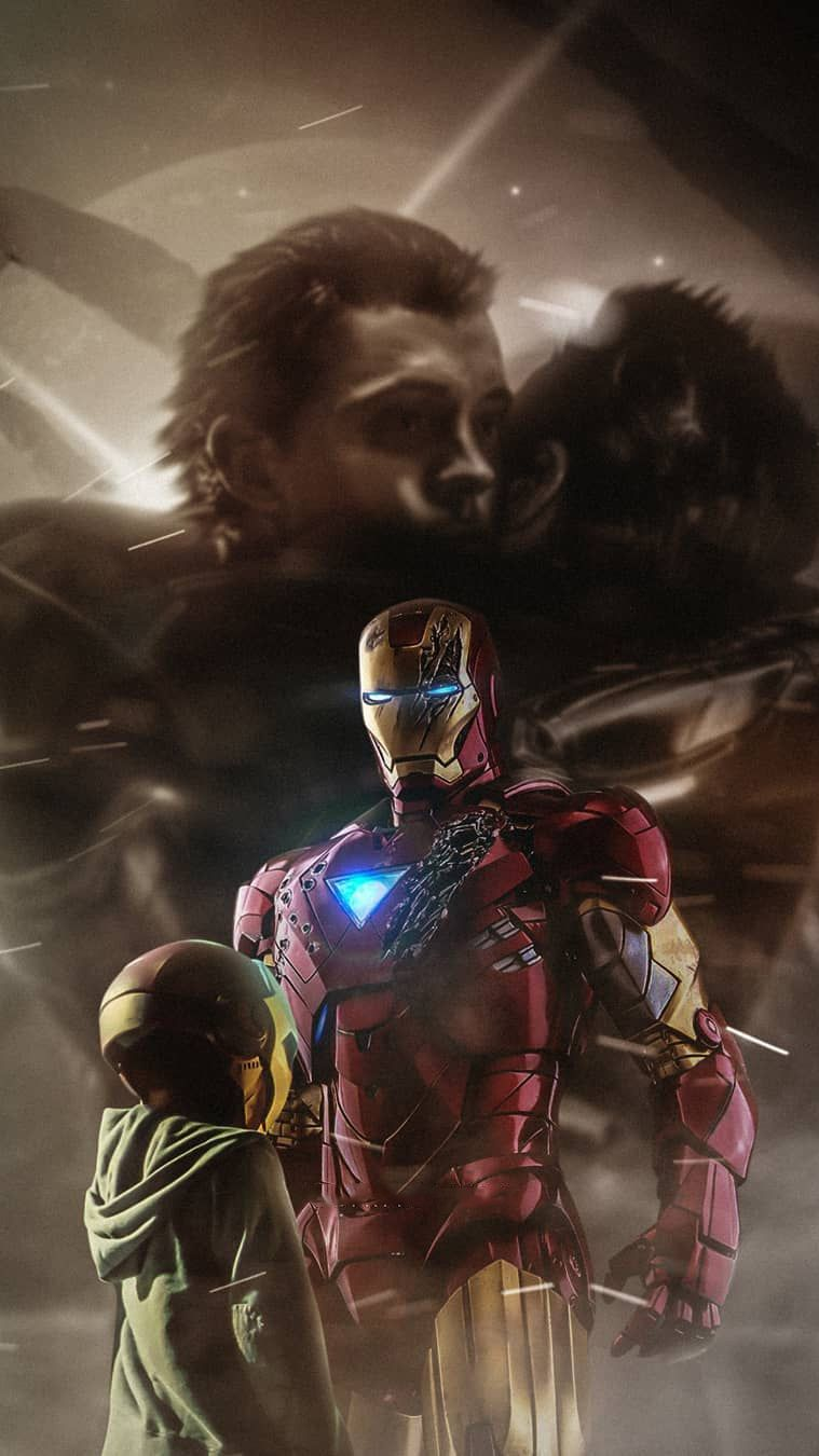 Tony Stark Love For Spider Man With Images Marvel Iron Man