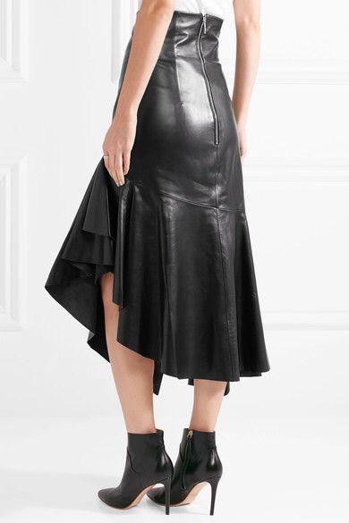 Épinglé par Erik sur Leather skirts | Cuir