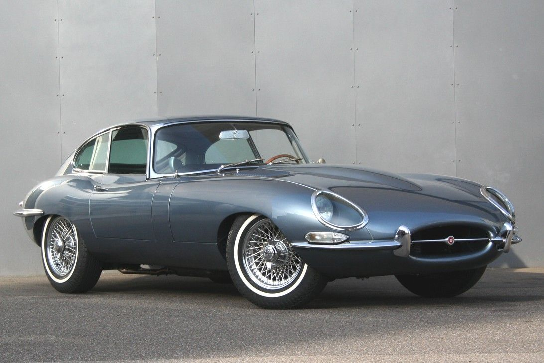 Jaguar E Type S1 3.8 Coupé, Not A Muscle Car But Almost Bought One Of These  In U002781. Loved Driving It. Still Would Like To Own One.