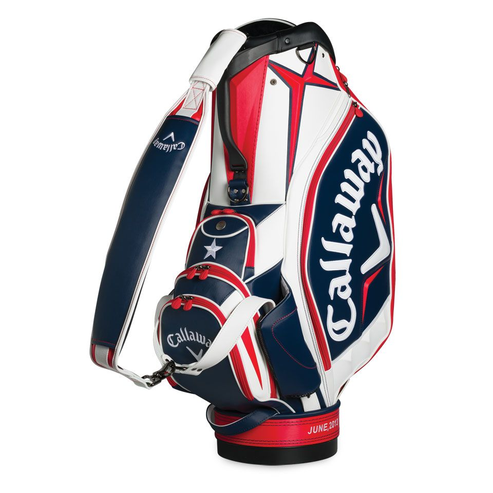 6bc6c57ec252 Callaway Red White   Blue Golf Bag