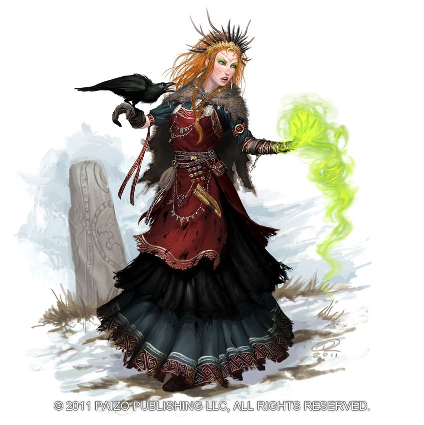 Storm Witch Dnd