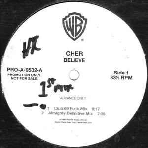 Cher Believe Vinyl Believe Vinyl Records
