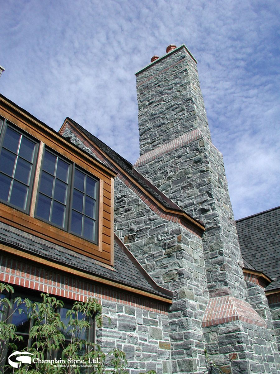 Private Residence In New York Featuring Corinthian Granite Ashlar Stone Quarry Landscape Projects Natural Stones