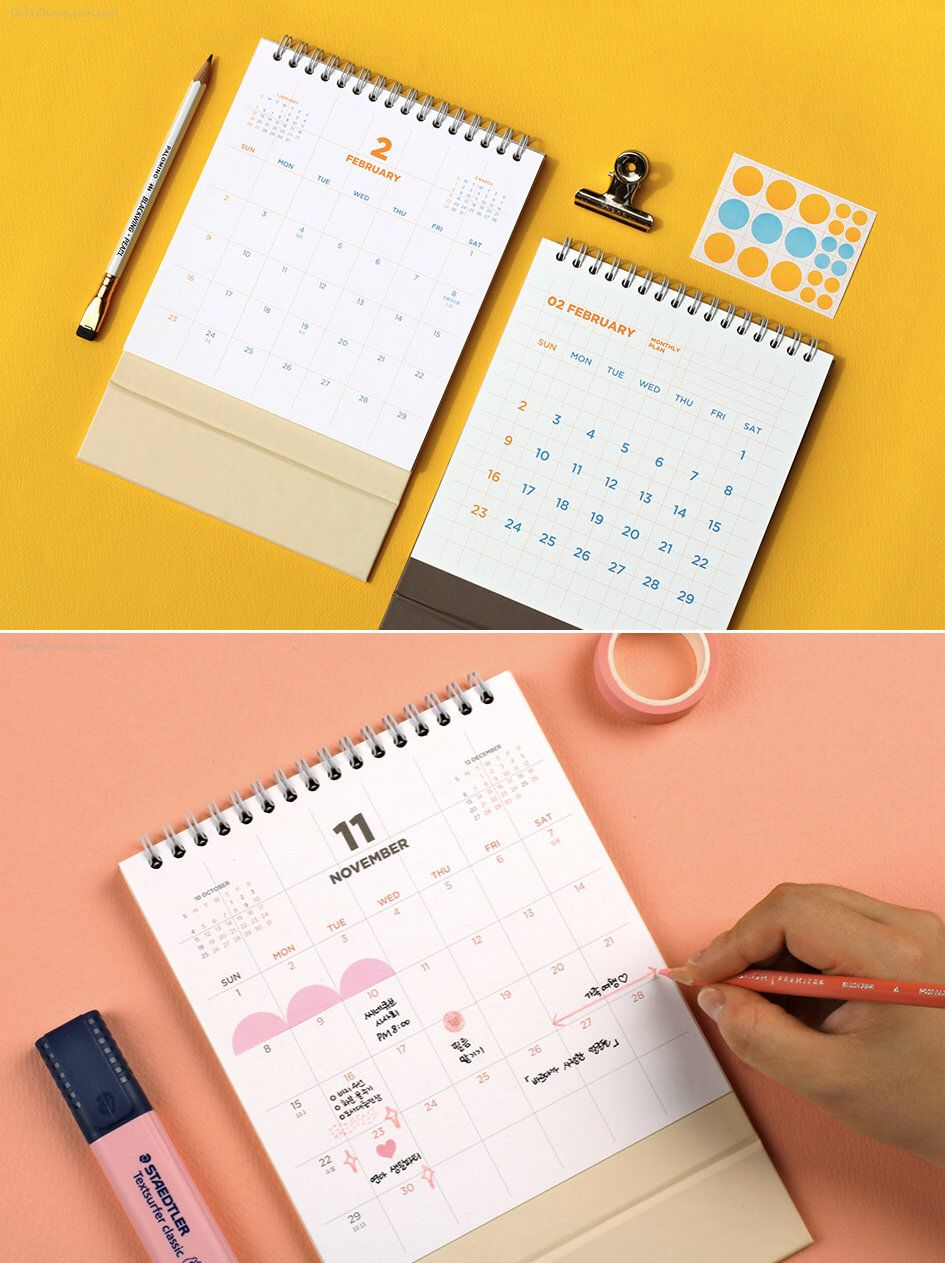 2020 Desk Calendar My Schedule Keeper Simple Calendar Desk Calendar Design Coloring Calendar Desk Calendars