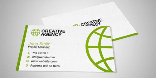 33 Kreative Visitenkarten Templates Print24 Blog