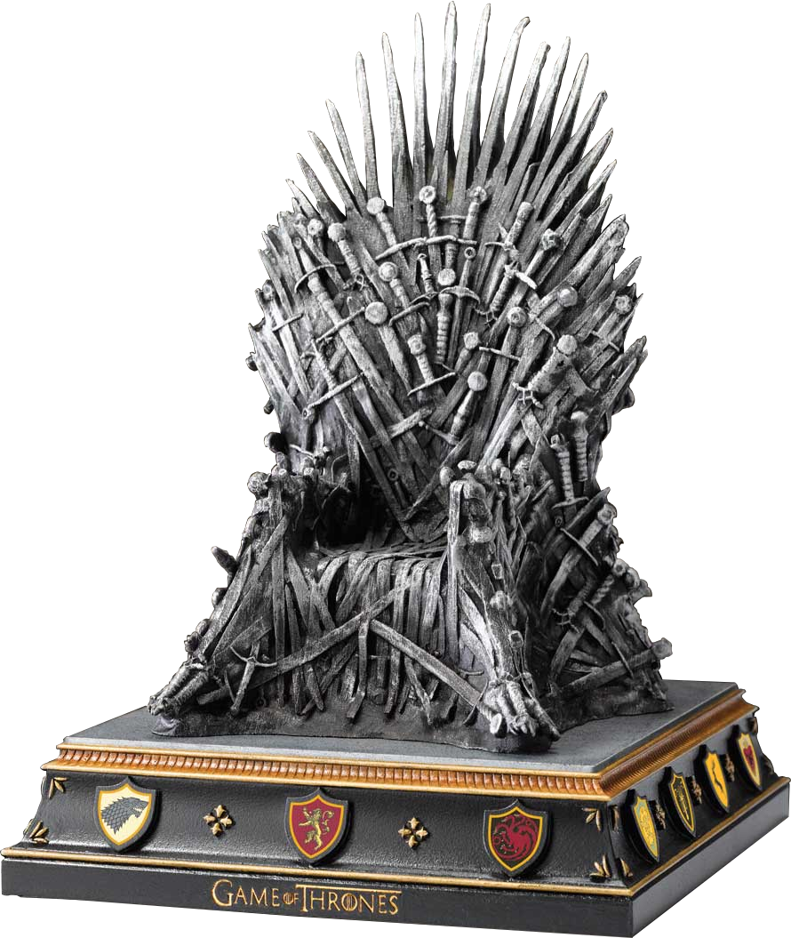 Game Of Thrones Iron Throne Bookend The Noble Collection Popcultcha Game Of Thrones Merchandise Game Of Thrones Gifts Game Of Thrones Replica