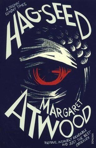 Hag-Seed by Margaret Atwood #margaretatwood