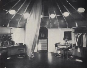 KS, Dymaxion Prototypes, interior | grouping together | Pinterest ...
