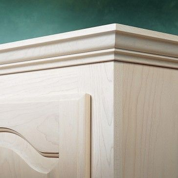 """Crown Moldings-Crown Molding 95"""" Length - Rockler Woodworking Tools"""