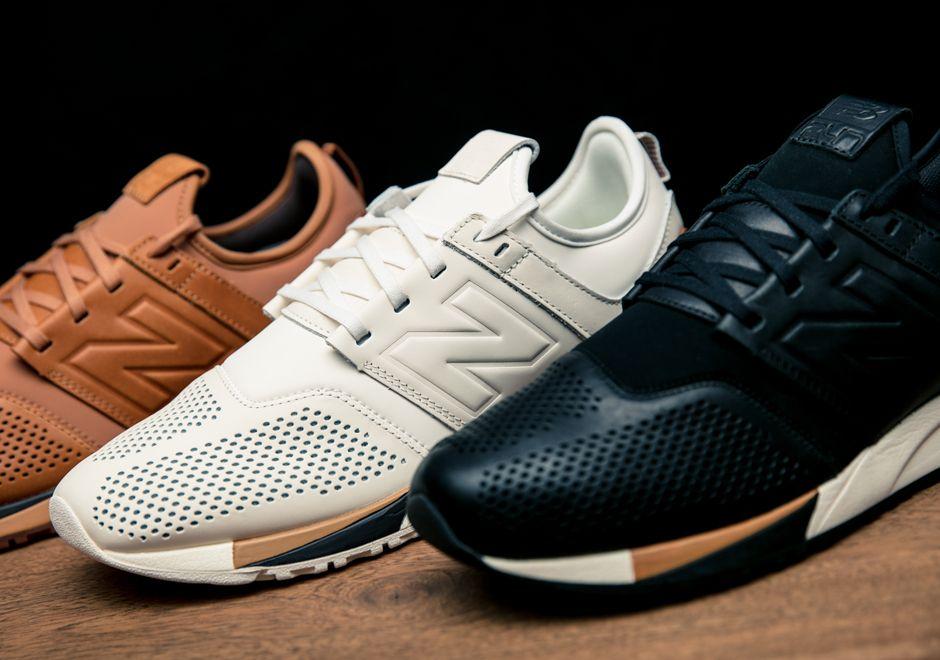 New Balance 247 Design Details Sneakernews Com New Balance Sneakers Fashion Brown Sneakers