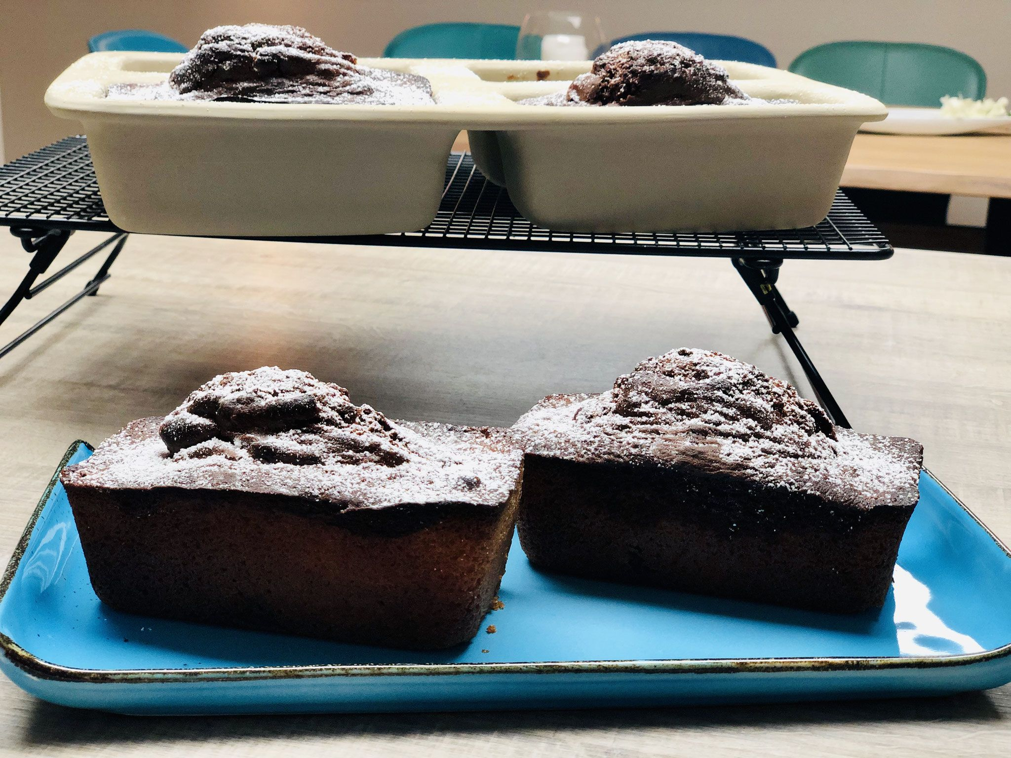 Saftigster Marmorkuchen Der Welt Aus Der Mini Kastenform Ehem 4er Zauberkastch Von Pampered Chef Marmorkuchen Lebensmittel Essen Kuchen