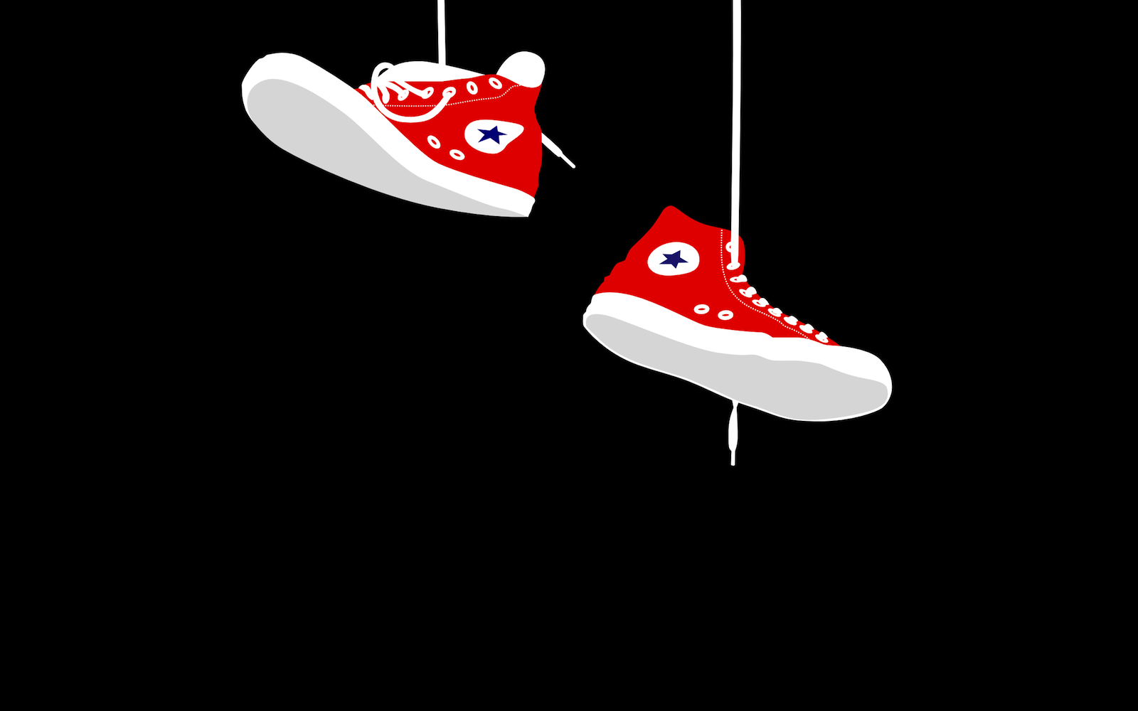converse shoes vector png backgrounds