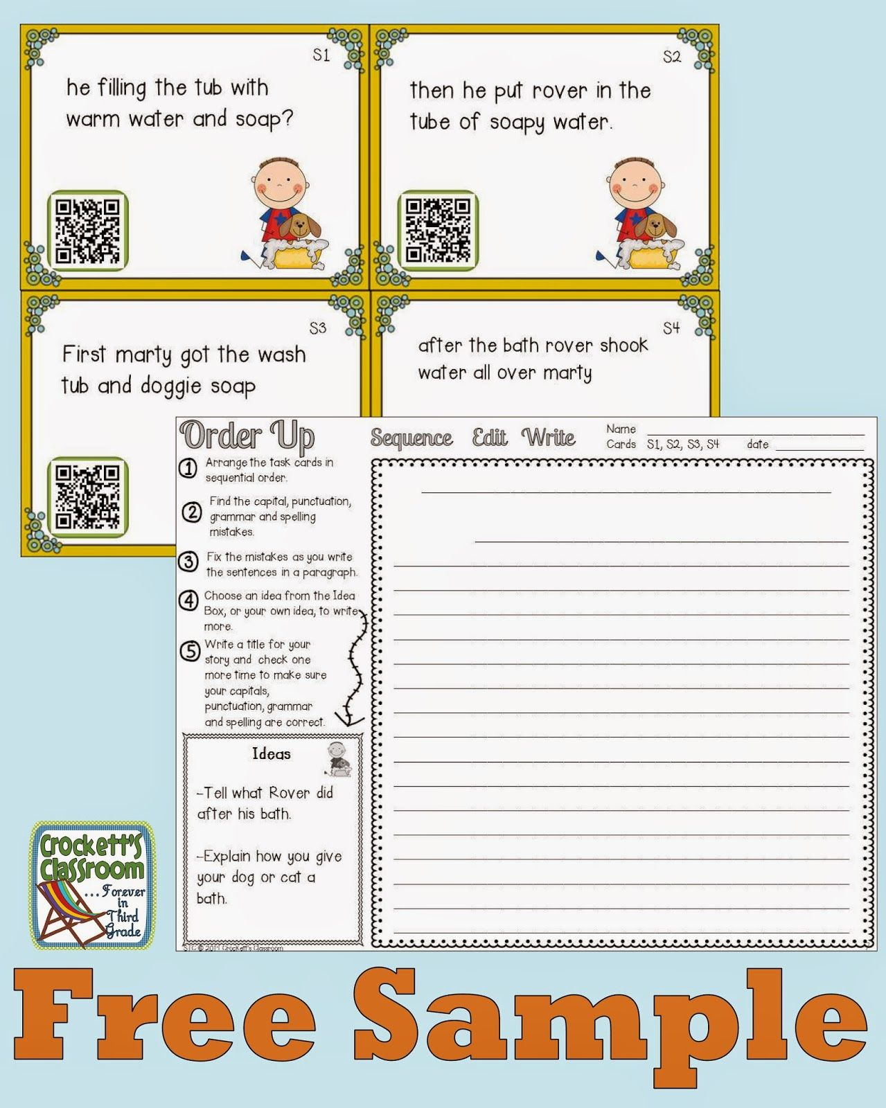 Multi Tasking Task Cards