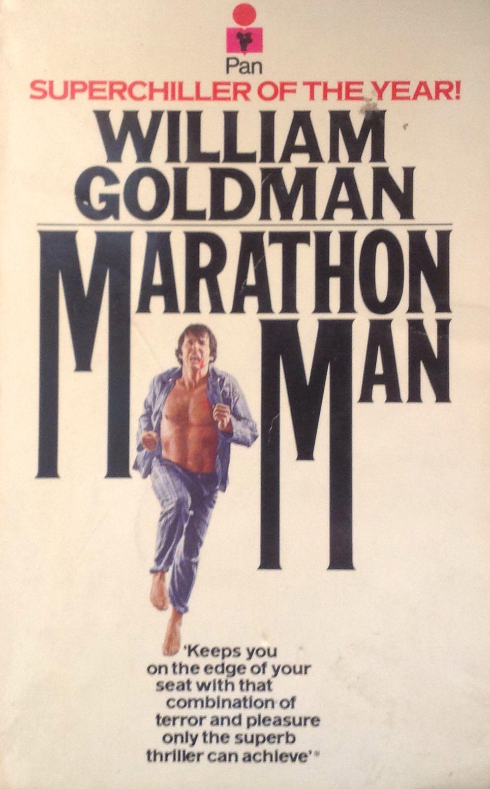 Marathon man - William Goldman, 1976