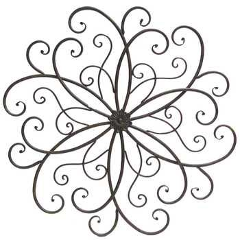 Black Mahogany Metal Scroll Wall Decor Hobby Lobby 1122118 In 2021 Metal Tree Wall Art Metal Wall Art Metal Wall Decor