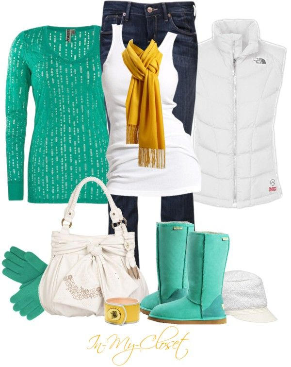 """Casual - #52"" by in-my-closet on Polyvore"