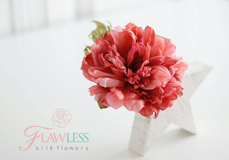Пин от пользователя Nickol на доске цветы из шелка | Цветы