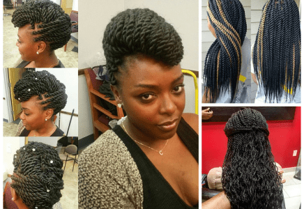 30 Smoldering Senegalese Twist Hairstyles Beautiful And Classic Hairstyles For Ladies In 2019 Ankara Senegalese Twist Hairstyles Twist Hairstyles Hair Styles